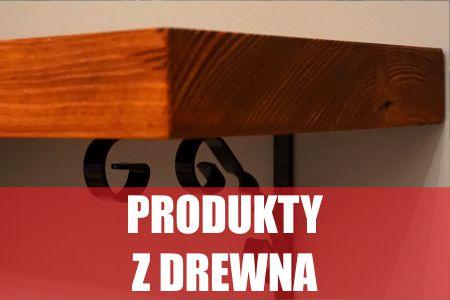 Produkty z drewna
