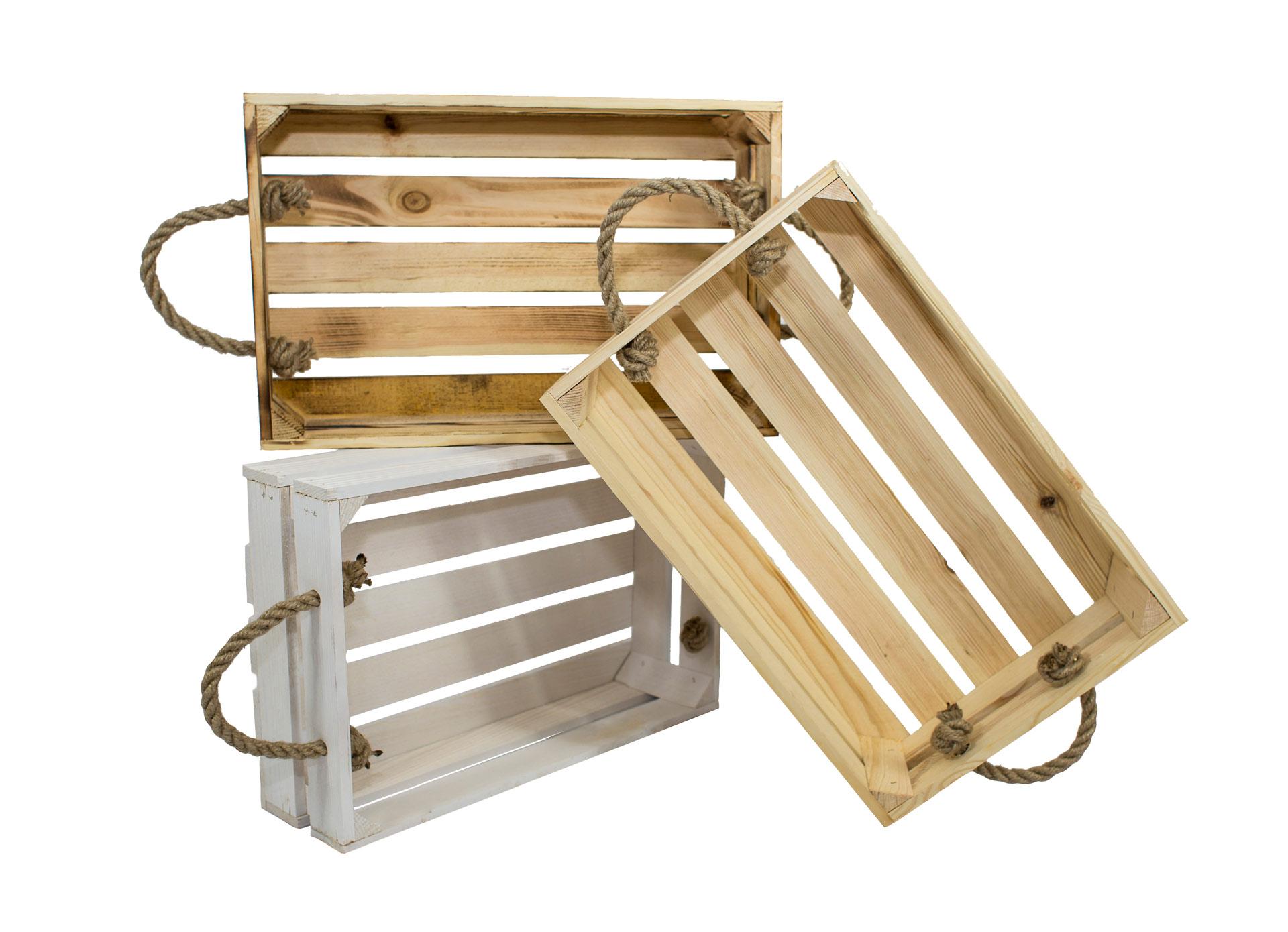skrzynia drewniana nr 5