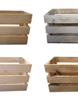 skrzynia drewniana mała